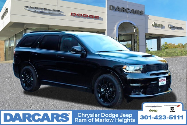 New 2019 Dodge Durango R/T AWD Sport Utility in Temple Hills, MD