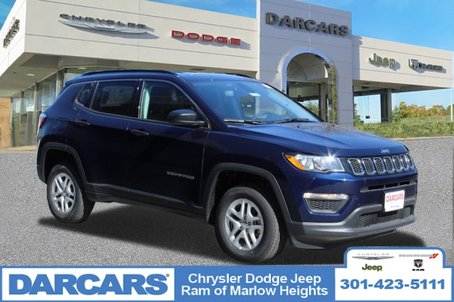 New 2019 Jeep Compass SPORT 4X4 Sport Utility in Temple Hills, MD