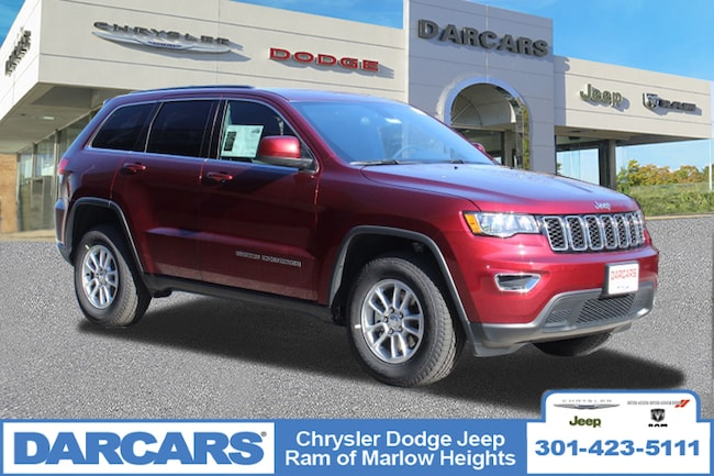 New 2019 Jeep Grand Cherokee LAREDO 4X4 Sport Utility in Temple Hills, MD