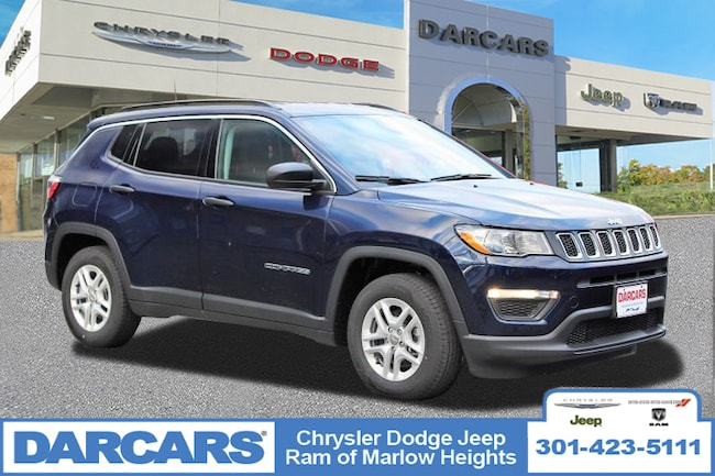 New 2019 Jeep Compass SPORT FWD Sport Utility in Temple Hills, MD