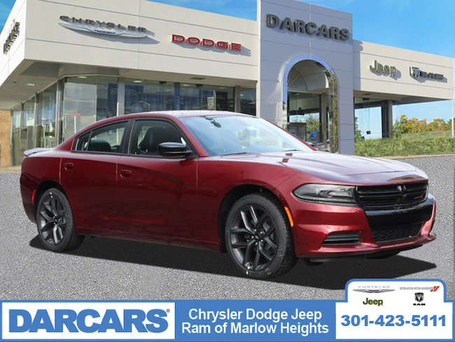 New 2019 Dodge Charger SXT RWD Sedan in Temple Hills, MD