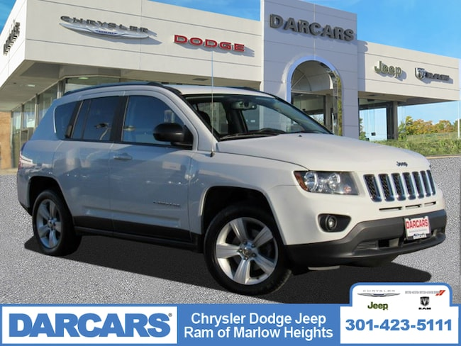 Used 2016 Jeep Compass Sport SUV Temple Hills