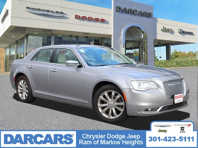 Used 2018 Chrysler 300 Limited Temple Hills