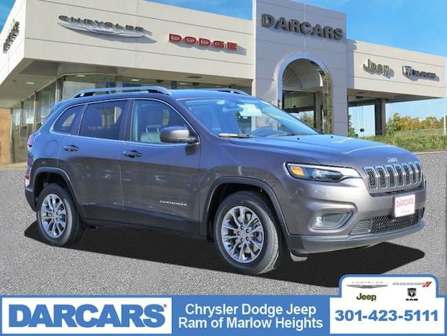 New 2019 Jeep Cherokee LATITUDE PLUS FWD Sport Utility in Temple Hills, MD
