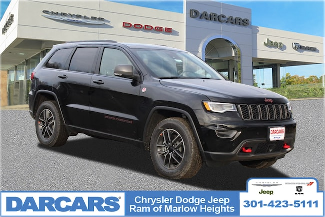 New 2019 Jeep Grand Cherokee TRAILHAWK 4X4 Sport Utility in Temple Hills, MD
