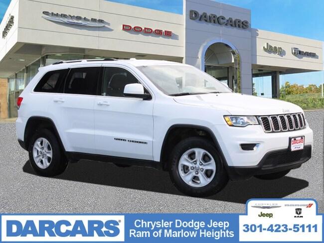 Used 2017 Jeep Grand Cherokee Laredo SUV Temple Hills