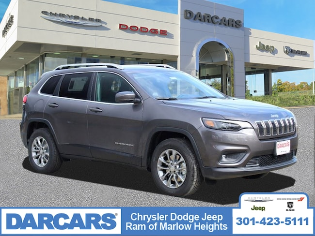 New 2019 Jeep Cherokee LATITUDE PLUS 4X4 Sport Utility in Temple Hills, MD