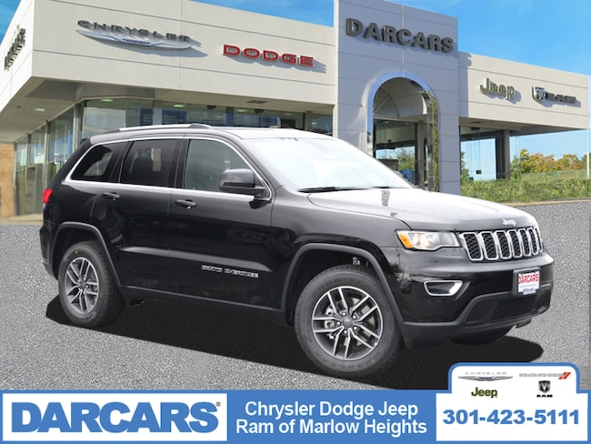 New 2019 Jeep Grand Cherokee LAREDO E 4X4 Sport Utility in Temple Hills, MD