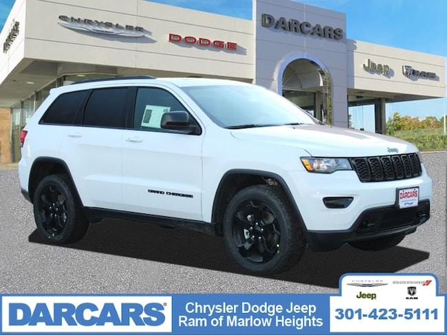 New 2019 Jeep Grand Cherokee UPLAND 4X4 Sport Utility in Temple Hills, MD