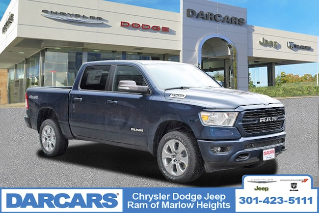 New 2019 Ram 1500 BIG HORN / LONE STAR CREW CAB 4X4 5'7 BOX Crew Cab in Temple Hills, MD