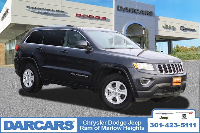 Used 2016 Jeep Grand Cherokee 75th Anniversary SUV Temple Hills