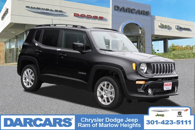 New 2019 Jeep Renegade LATITUDE 4X4 Sport Utility in Temple Hills, MD