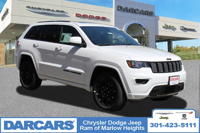 New 2019 Jeep Grand Cherokee ALTITUDE 4X4 Sport Utility in Temple Hills, MD