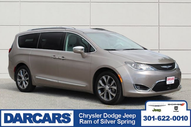 Used 2017 Chrysler Pacifica >> Used 2017 Chrysler Pacifica For Sale In Silver Spring Md Vin