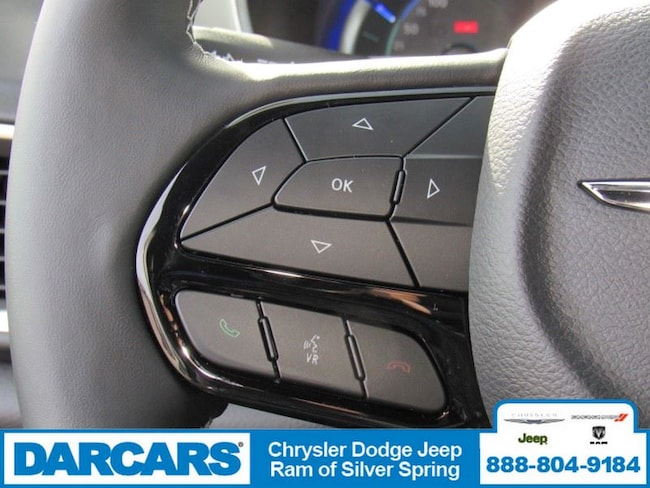 Darcars Silver Spring >> New 2019 Chrysler Pacifica Hybrid For Sale in Silver