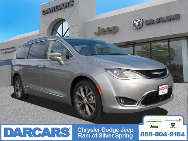 New 2019 Chrysler Pacifica LIMITED Passenger Van in Silver Spring, Maryland