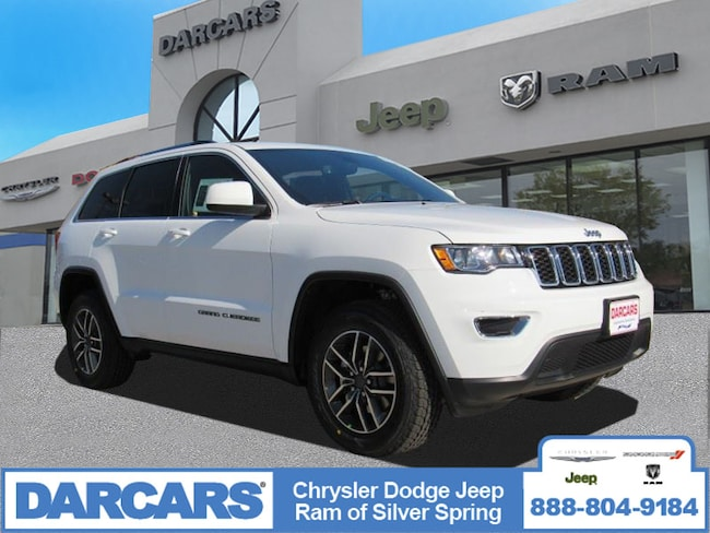 New 2019 Jeep Grand Cherokee LAREDO E 4X4 Sport Utility in Silver Spring, Maryland