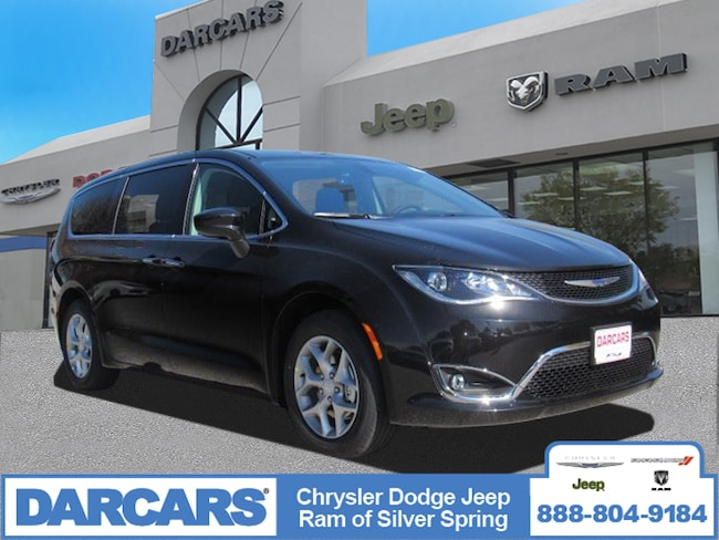 New 2019 Chrysler Pacifica TOURING PLUS Passenger Van in Silver Spring, Maryland