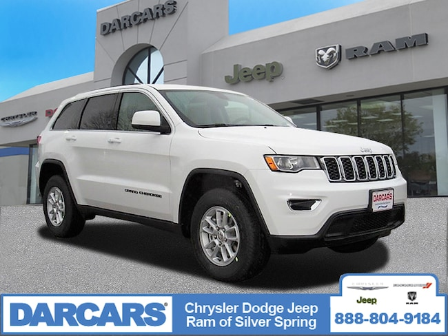 New 2019 Jeep Grand Cherokee LAREDO 4X4 Sport Utility in Silver Spring, Maryland