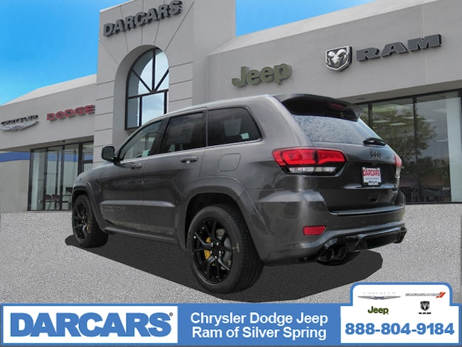 New 2018 Jeep Grand Cherokee For Sale in Silver Spring MD   845130