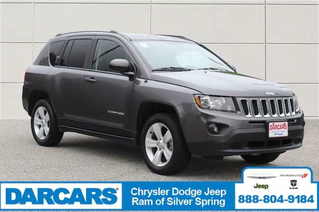 Certified Pre-Owned 2016 Jeep Compass Sport SUV in Silver Spring