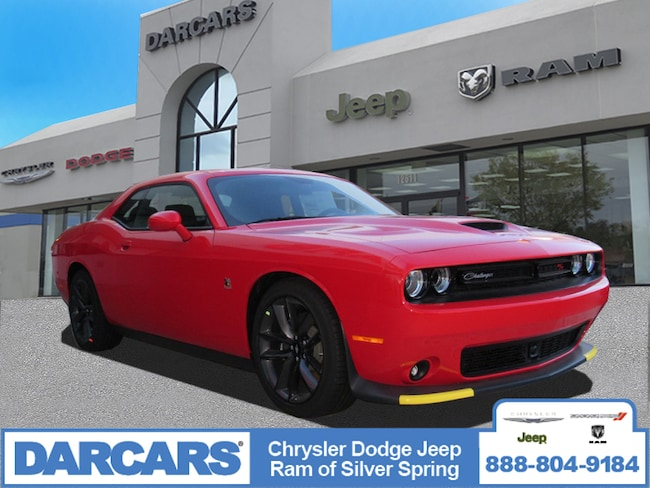 Darcars Silver Spring >> New 2019 Dodge Challenger For Sale in Silver Spring MD