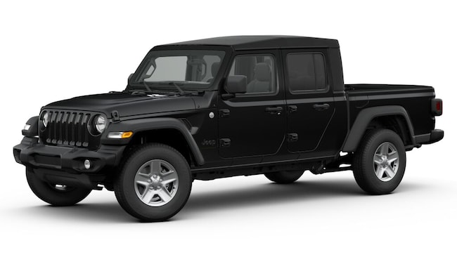New 2020 Jeep Gladiator SPORT S 4X4 Crew Cab in Silver Spring, Maryland