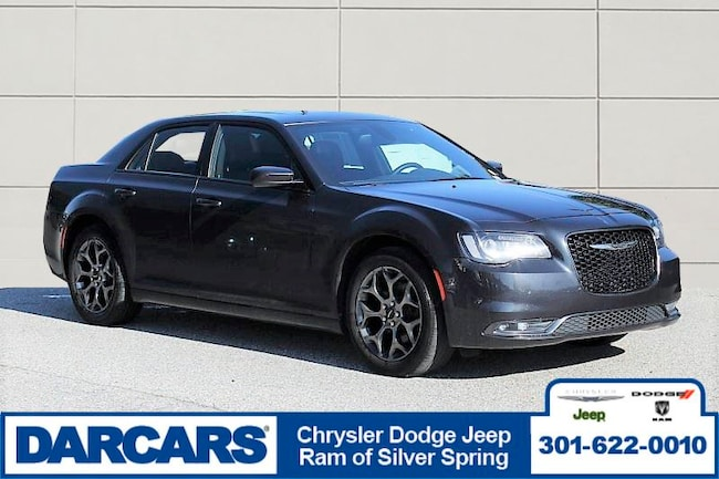 Used 2016 Chrysler 300 S Sedan Silver Spring