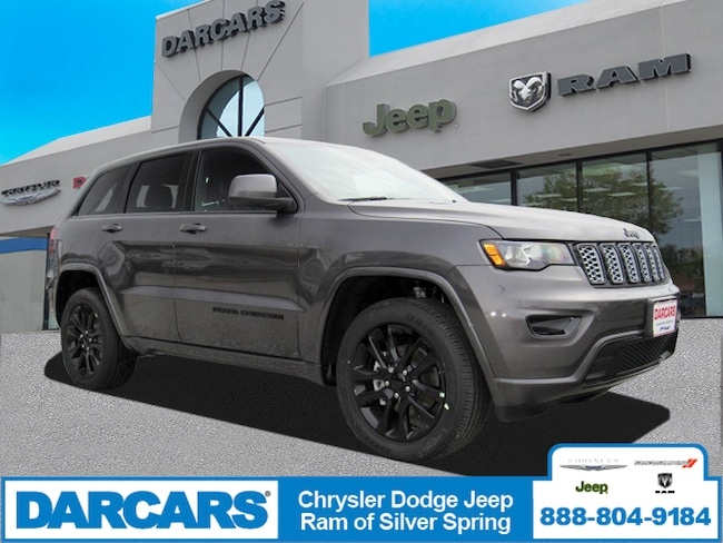 New 2019 Jeep Grand Cherokee ALTITUDE 4X4 Sport Utility in Silver Spring, Maryland