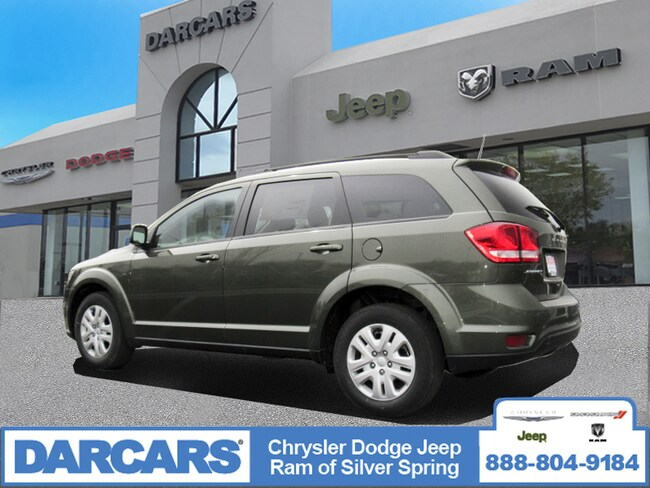 Darcars Silver Spring >> New 2019 Dodge Journey For Sale in Silver Spring MD | 914008