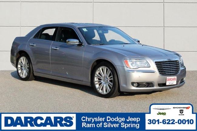 Used 2014 Chrysler 300C Base Sedan Silver Spring
