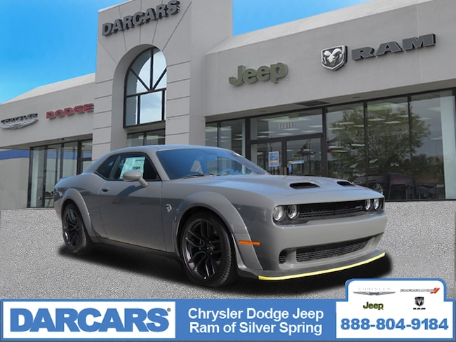 Dodge Challenger Hellcat For Sale >> New 2019 Dodge Challenger For Sale In Silver Spring Md 9c0014