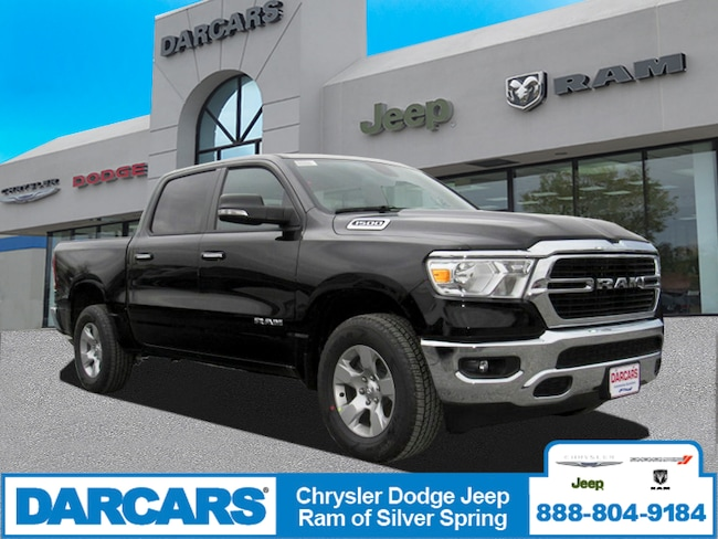 New 2019 Ram 1500 BIG HORN / LONE STAR CREW CAB 4X4 5'7 BOX Crew Cab in Silver Spring, Maryland