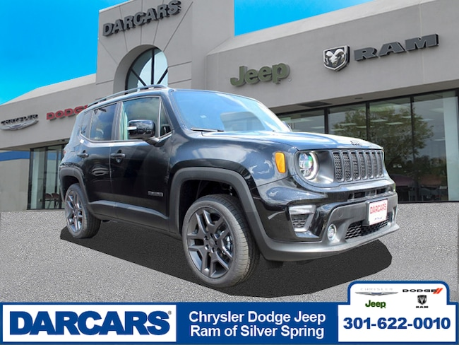 New 2019 Jeep Renegade HIGH ALTITUDE 4X4 Sport Utility in Silver Spring, Maryland