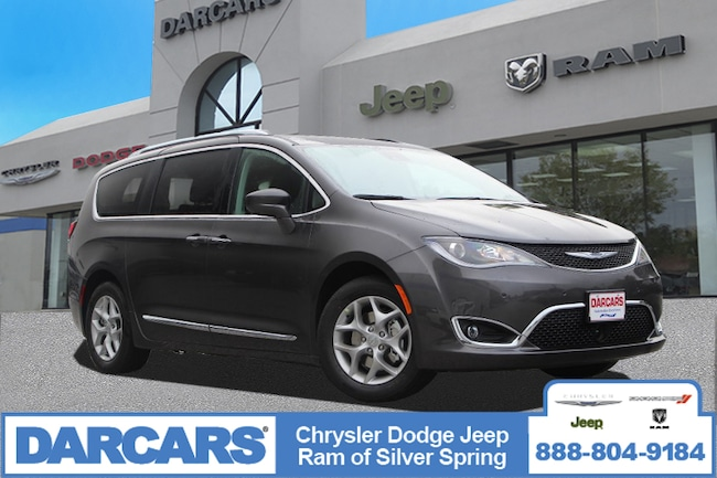 New 2019 Chrysler Pacifica TOURING L PLUS Passenger Van in Silver Spring, Maryland