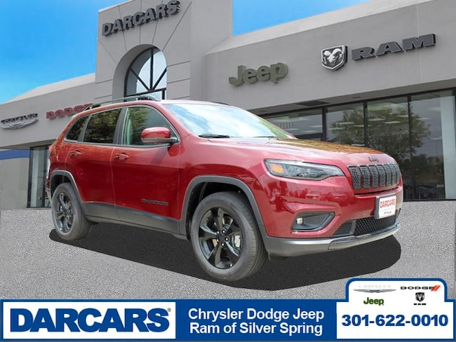 New 2019 Jeep Cherokee ALTITUDE 4X4 Sport Utility in Silver Spring, Maryland