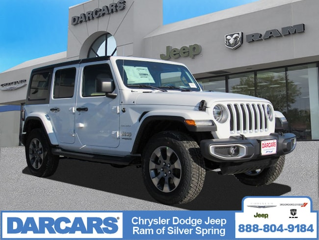 New 2019 Jeep Wrangler For Sale In Silver Spring Md 942017