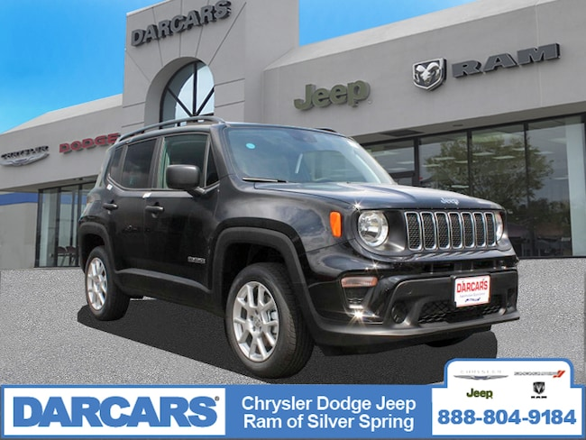 New 2019 Jeep Renegade SPORT 4X4 Sport Utility in Silver Spring, Maryland