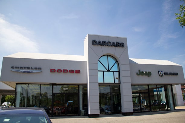 DARCARS Chrysler Dodge Jeep Ram of Silver Spring Storefront