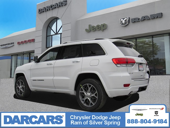 Darcars Silver Spring >> New 2019 Jeep Grand Cherokee For Sale in Silver Spring MD ...