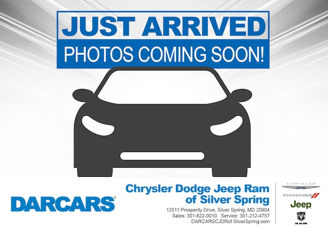 Used 2016 Jeep Wrangler JK Unlimited Sahara 4x4 SUV Silver Spring