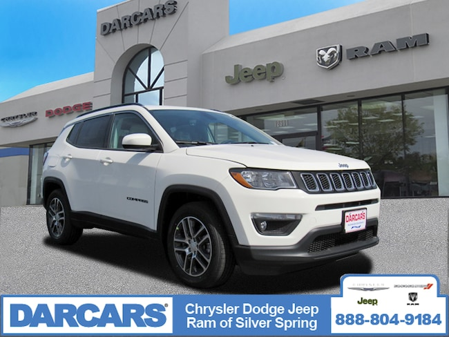 New 2019 Jeep Compass SUN & WHEEL FWD Sport Utility in Silver Spring, Maryland