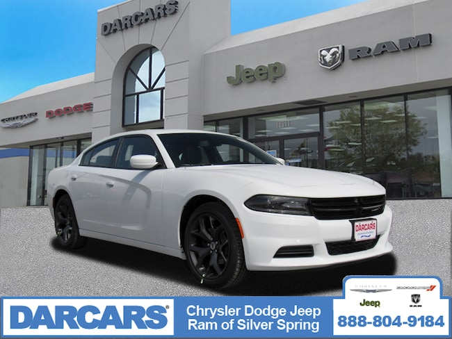 New 2019 Dodge Charger SXT RWD Sedan in Silver Spring, Maryland