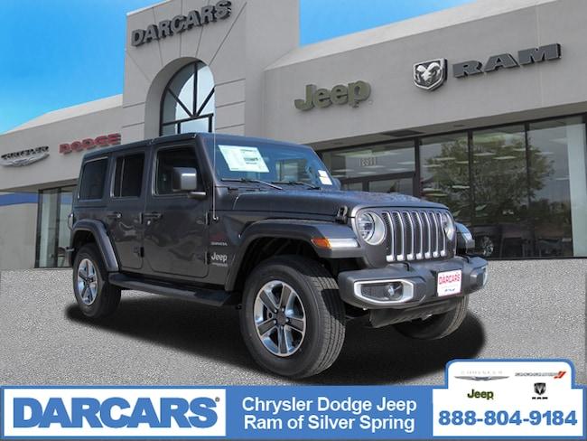 Wrangler For Sale >> New 2019 Jeep Wrangler For Sale In Silver Spring Md 942043