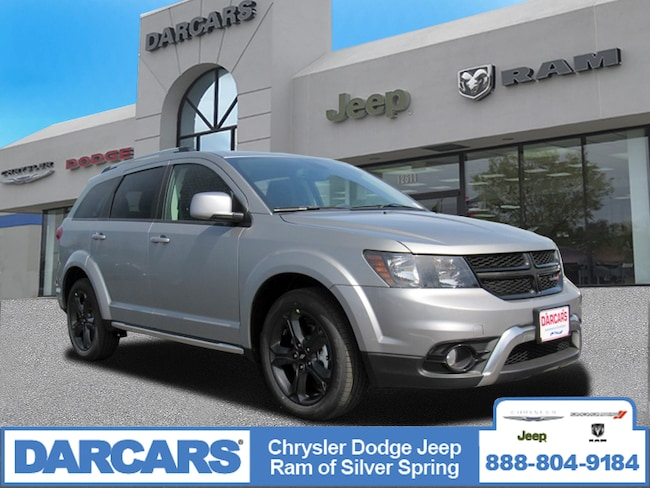 Darcars Silver Spring >> New 2019 Dodge Journey For Sale in Silver Spring MD | 914011