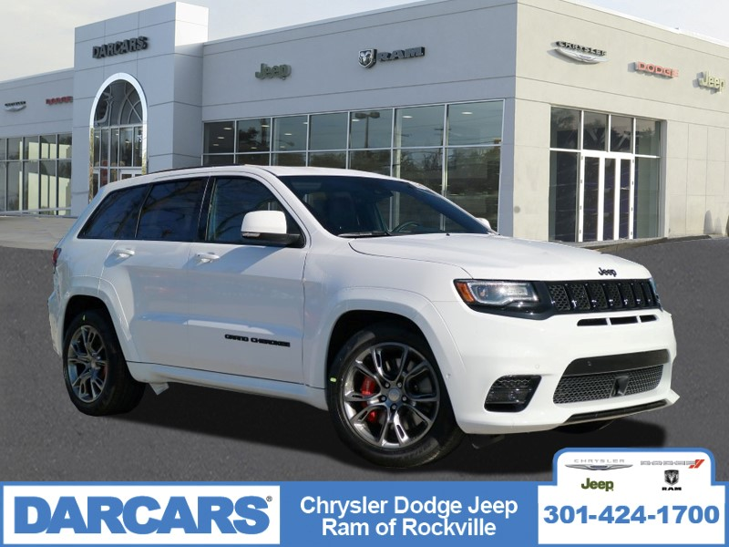 New 2018 Jeep Grand Cherokee Srt 4x4 For Sale In Rockville