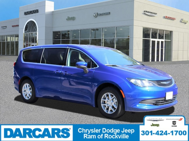 New 2019 Chrysler Pacifica LX Passenger Van Rockville, MD
