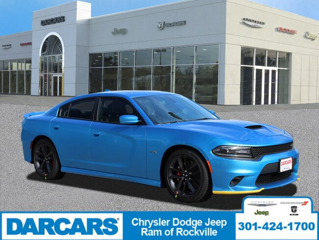 New 2019 Dodge Charger R/T RWD Sedan Rockville, MD