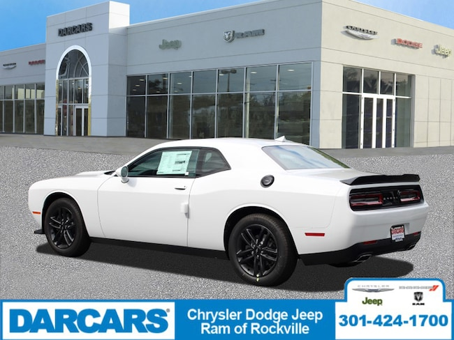 New 2019 Dodge Challenger Gt Awd For Sale In Rockville Md