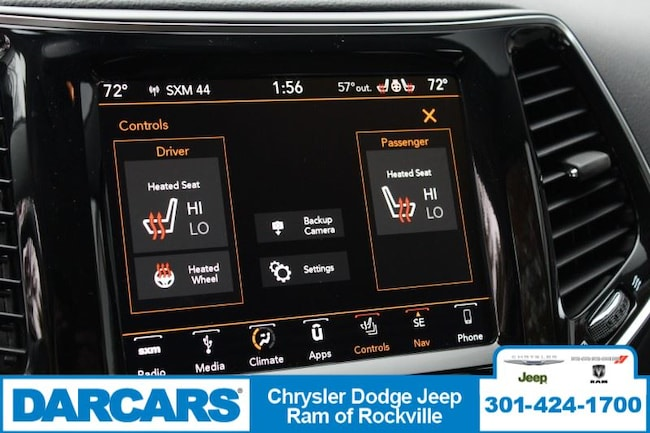 New 2019 Jeep Cherokee Limited 4x4 For Sale In Rockville